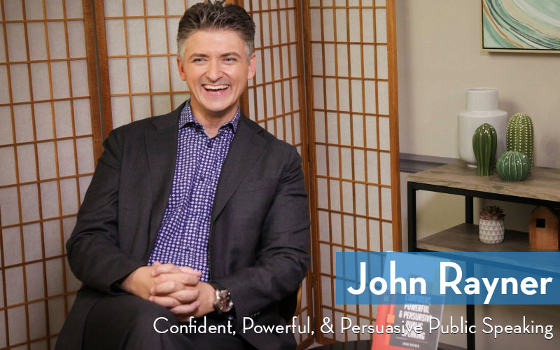 how to become a confident powerful persuasive public speaker w