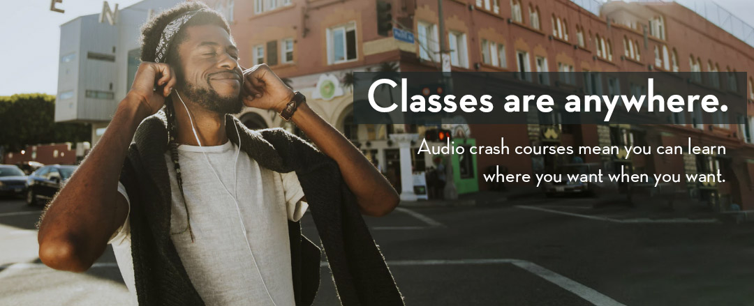 Podcast Audio Classes for Bloggers